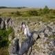 The Groom Singing on a Rocky Plateau - VideoHive Item for Sale