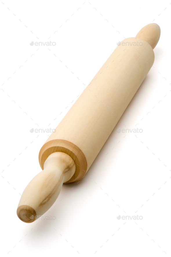 Rolling pin - Stock Photo - Images