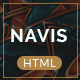 NAVIS - Personal Portfolio & vCard. - ThemeForest Item for Sale