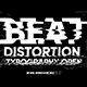 Beat Distortion Typography Open - VideoHive Item for Sale