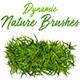 Dynamic Nature Brushes