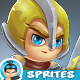 Knight Game Character Sprites 02 - GraphicRiver Item for Sale