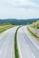 curve highway background - PhotoDune Item for Sale