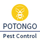 Potongo - Pest Control Services HTML Template - ThemeForest Item for Sale
