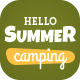 Hello Summer | Children's Camp WordPress Theme - ThemeForest Item for Sale