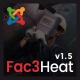 Fac3heat –   Factory, Industry, Engineering Joomla Template - ThemeForest Item for Sale