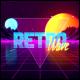 Retro Wave Intro - VideoHive Item for Sale