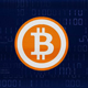 4K Glitch Digital Code - Bitcoin - VideoHive Item for Sale