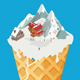 Ice Cream Winter Resort