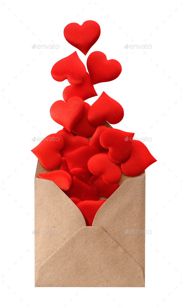 Love mail - Stock Photo - Images