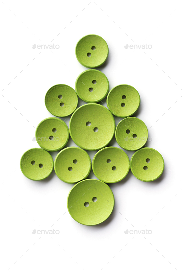 Christmas tree - Stock Photo - Images
