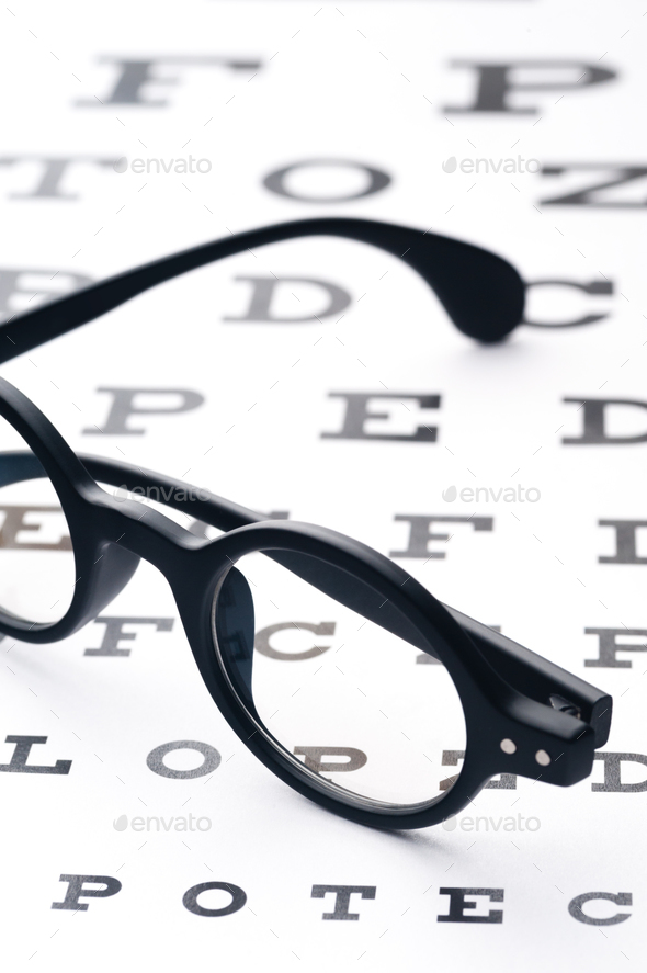 Vision screening - Stock Photo - Images