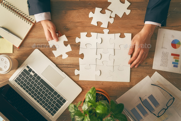 Concept of business strategy. - Stock Photo - Images