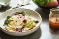 Kohlrabi with Apple and Rocket Salad - PhotoDune Item for Sale