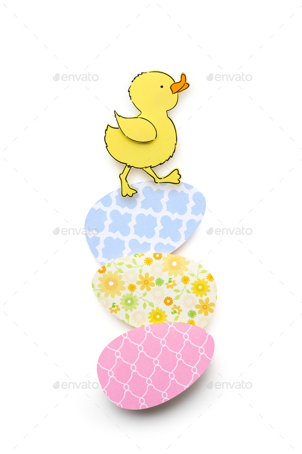 Happy easter. - Stock Photo - Images