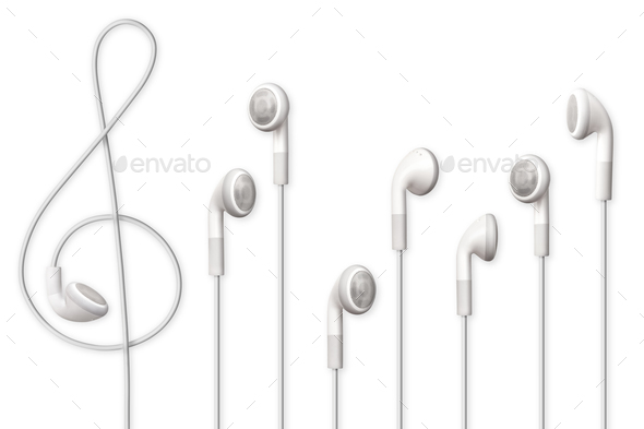 Hear music, see music, feel music. - Stock Photo - Images