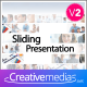 Sliding Presentation - VideoHive Item for Sale