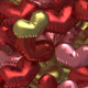 Heart Shaped Baloons Transition - VideoHive Item for Sale