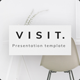 Visit Powerpoint Template - GraphicRiver Item for Sale