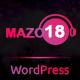 Mazo18 WordPress Theme - ThemeForest Item for Sale