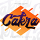 Cakra Script - GraphicRiver Item for Sale