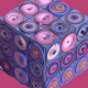 Stylized Cube With Mechanic Moving Segments in Action - VideoHive Item for Sale