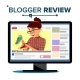 Blogger Review Concept