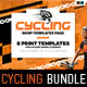 Cycling Shop Templates Pack - GraphicRiver Item for Sale