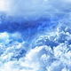 Abstract White and Blue Clouds in the Daytime - VideoHive Item for Sale