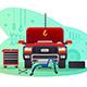 Car Service Garage and Workshop