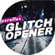 Opener - Parallax Glitch - VideoHive Item for Sale