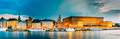 Stockholm, Sweden, Embankment In Old Part Of Stockholm At Summer - PhotoDune Item for Sale