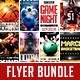 Sports Flyer Bundle 10 in 1