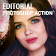 Editorial Photoshop Actions