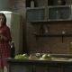 Charming Woman Cooking Smoothie in the Kitchen - VideoHive Item for Sale