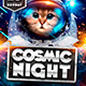 Cosmic Party Flyer - GraphicRiver Item for Sale