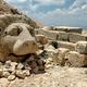 Ancient stone heads on Mount Nemrut, Turkey - PhotoDune Item for Sale