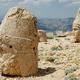 Stone head at Mount Nemrut, southeast of Turkey - PhotoDune Item for Sale