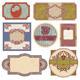 Retro Vintage Labels  - GraphicRiver Item for Sale