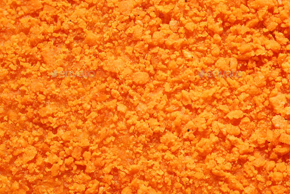 Chicken nugget texture - Stock Photo - Images