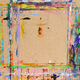 Particle board with paint smears - PhotoDune Item for Sale