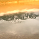 Reflection Of The Mountain On Lake Surface - VideoHive Item for Sale