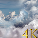 Flying Through White Clouds - VideoHive Item for Sale