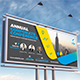Event Summit Conference Billboard - GraphicRiver Item for Sale