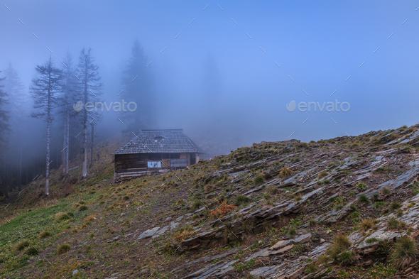 Cozia Mountains, Romania - Stock Photo - Images
