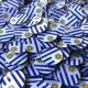 Pile of Badges Featuring Flags of Uruguay - VideoHive Item for Sale