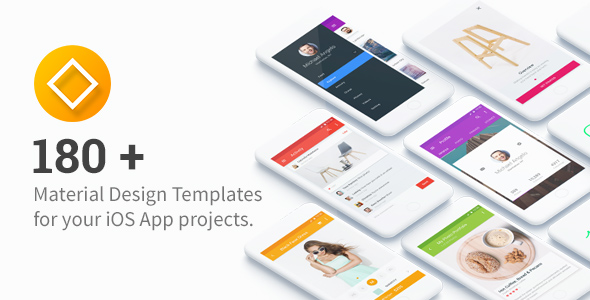 UI Templates for IOS - 180++ UI Templates for your IOS App Projects - CodeCanyon Item for Sale