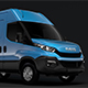 Iveco Daily Van L2H2 2014-2016 - 3DOcean Item for Sale