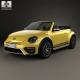 Volkswagen Beetle Dune Convertible 2016