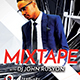 Mixtape & Defiant Flyer - GraphicRiver Item for Sale